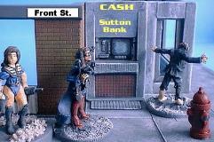 Cashpoint Machine