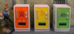 Vending Machines - Flat Fronted