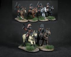 Mounted Ape Patrol