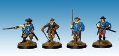 Musketeers #1