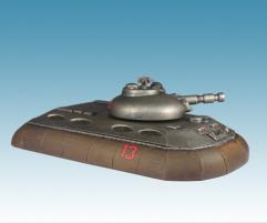 Blower Tank