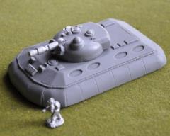 Blower Command Tank