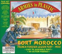 Fort Morocco - French Foreign Legion Fort, 1900