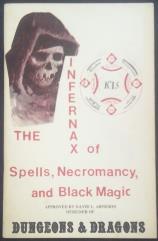 Infernax of Spells, Necromancy, and Black Magic, The