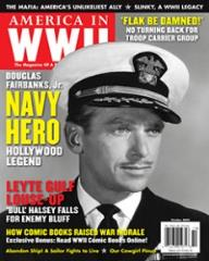 "Vol. 5, #3 ""Admiral Bull's Blunder, Hollywood Hero in a Very Real War, Comic Books for Hardhat Heroes"""