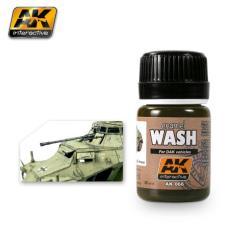 Wash for Afrika Korps Vehicles