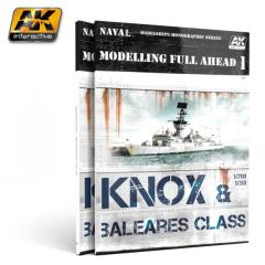 Modelling Full Ahead - Knox & Baleares Class