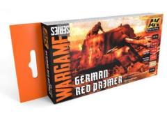German Red Primer Colors Set