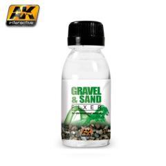 Gravel & Sand Fixer (100ml)