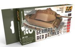 German Red Primer Modulation Colors Set