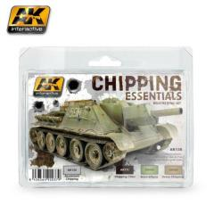 Chipping Essentials Weathering Colors Set