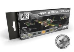 WWII IJN Aircraft Colors Set