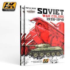 Soviet War Colors Profile Guide (1936-1945)