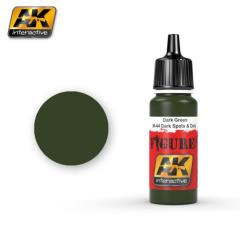 M-44 Dark Green - Dark Spots & Dots (Acrylic)