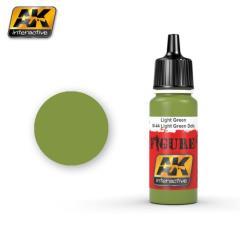 M-44 Light Green Dots (Acrylic)