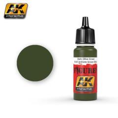 Bronze Green/Splittermuster Green Spots (Acrylic)
