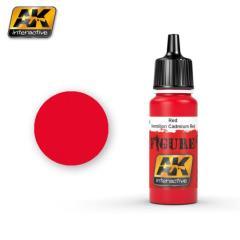Vermilion Cadmium Red (Acrylic)