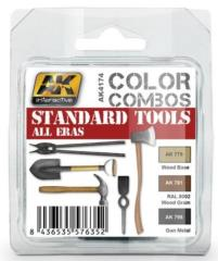Standard Tools All Eras Colors Set