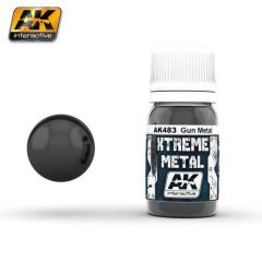 Gun Metal (30ml)