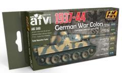 1937-44 German War Colors Set