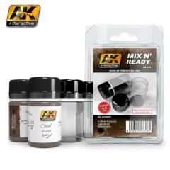 Mix N' Ready Jars (35ml)