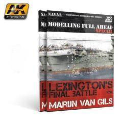Modelling Full Ahead Special #1 - Lexington's Final Battle