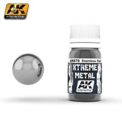 Stainless Steel (30ml)