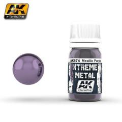 Metallic Purple (30ml)