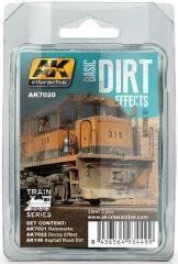 Basic Dirt Effects - Weathering Set