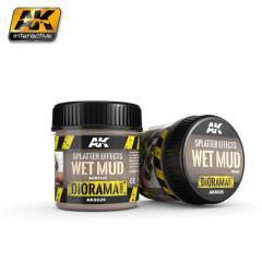Splatter Effects Wet Mud - 100ml (Acrylic)
