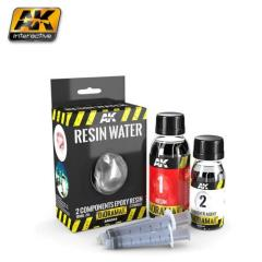 Resin Water 2-Components Epoxy Resin - 180ml