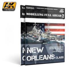 Modelling Full Ahead 2 - New Orleans Class
