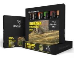 Diorama Colors