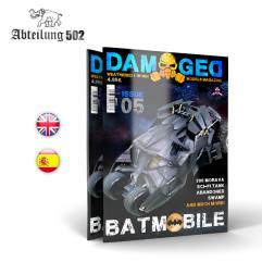 "#5 ""Batmobile, Minotaur, Dozer CHT T130"""