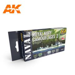 Royal Navy Camouflages Set #2