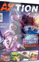 "#1 ""Scenarios, Tips, Techniques for Wargames, Cosplay Market"""