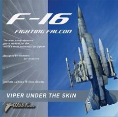 Viper Under the Skin F16 Fighting Falcon