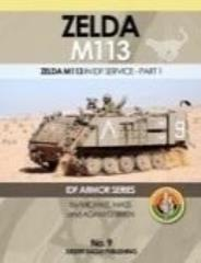 No. 9 - M113 Zelda in IDF Service - Part 1, Fitters
