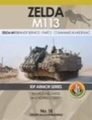 No. 18 - M113 Zelda in IDF Service - Part 2