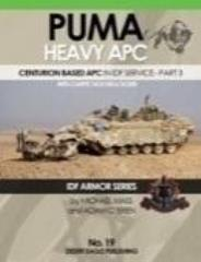 No. 19 - Puma Heavy APC in IDF Service - Part 3