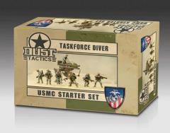 USMC Starter Set - Taskforce Diver