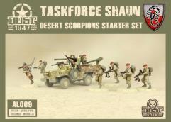 Desert Scorpions - Taskforce Shaun Starter Set