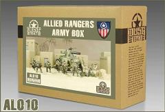 Allied Rangers Army Box