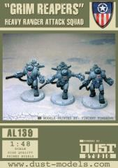 Heavy Rangers Attack Squad (Grim Reapers)