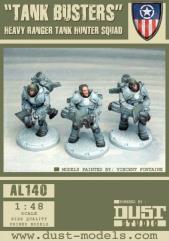 Heavy Rangers Tank Hunter Squad (Tank Busters)