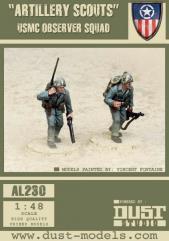 USMC Observer Squad - Artillery Scouts
