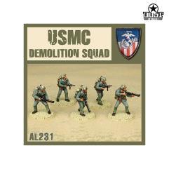 USMC Demolition Squad - The Saints