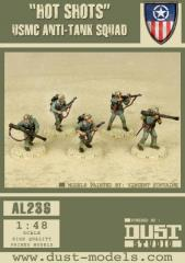 USMC Anti-Tank Squad (Hot Shots)