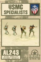 USMC Specialists (Snipers+Observers)