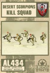 Desert Scorpions Kill Squad
